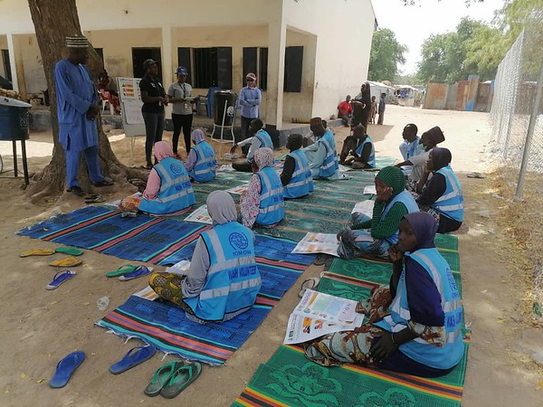 UN Nigeria Announces COVID-19 Emergency Response for Displaced and Most Vulnerable in North-east Nigeria