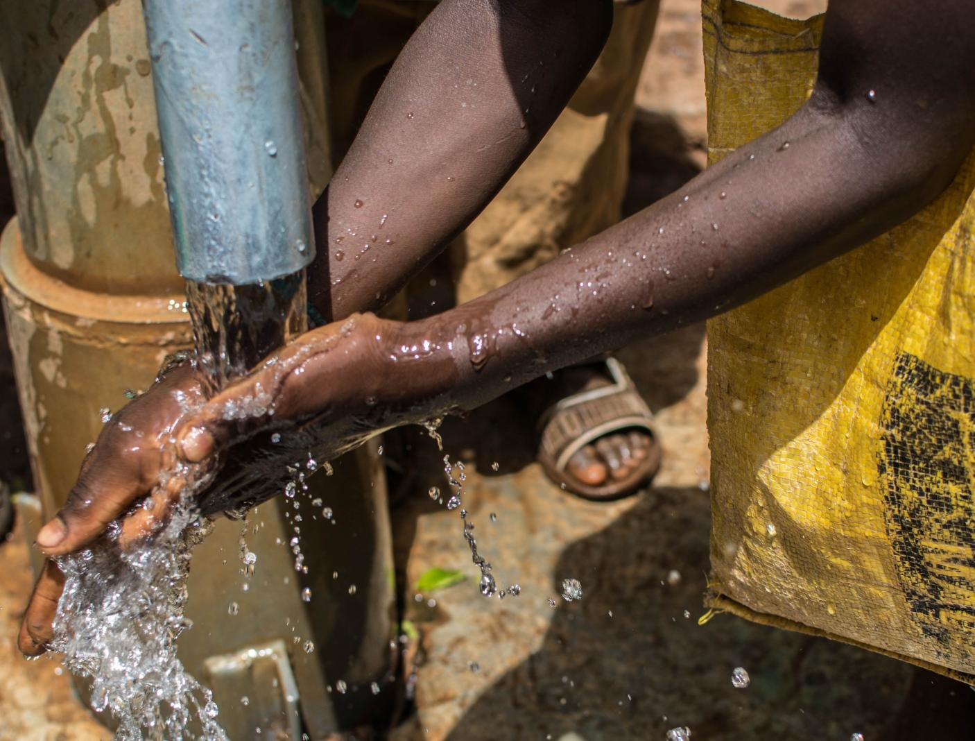 In North-central Nigeria, WASH Facility Ignites Change in a Rural Community