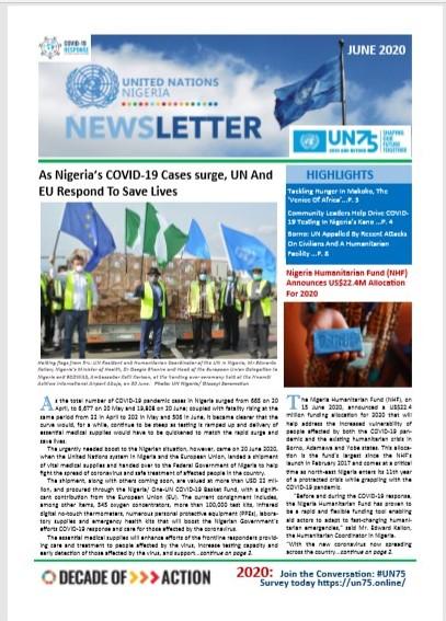 UN Nigeria Newsletter - June 2020