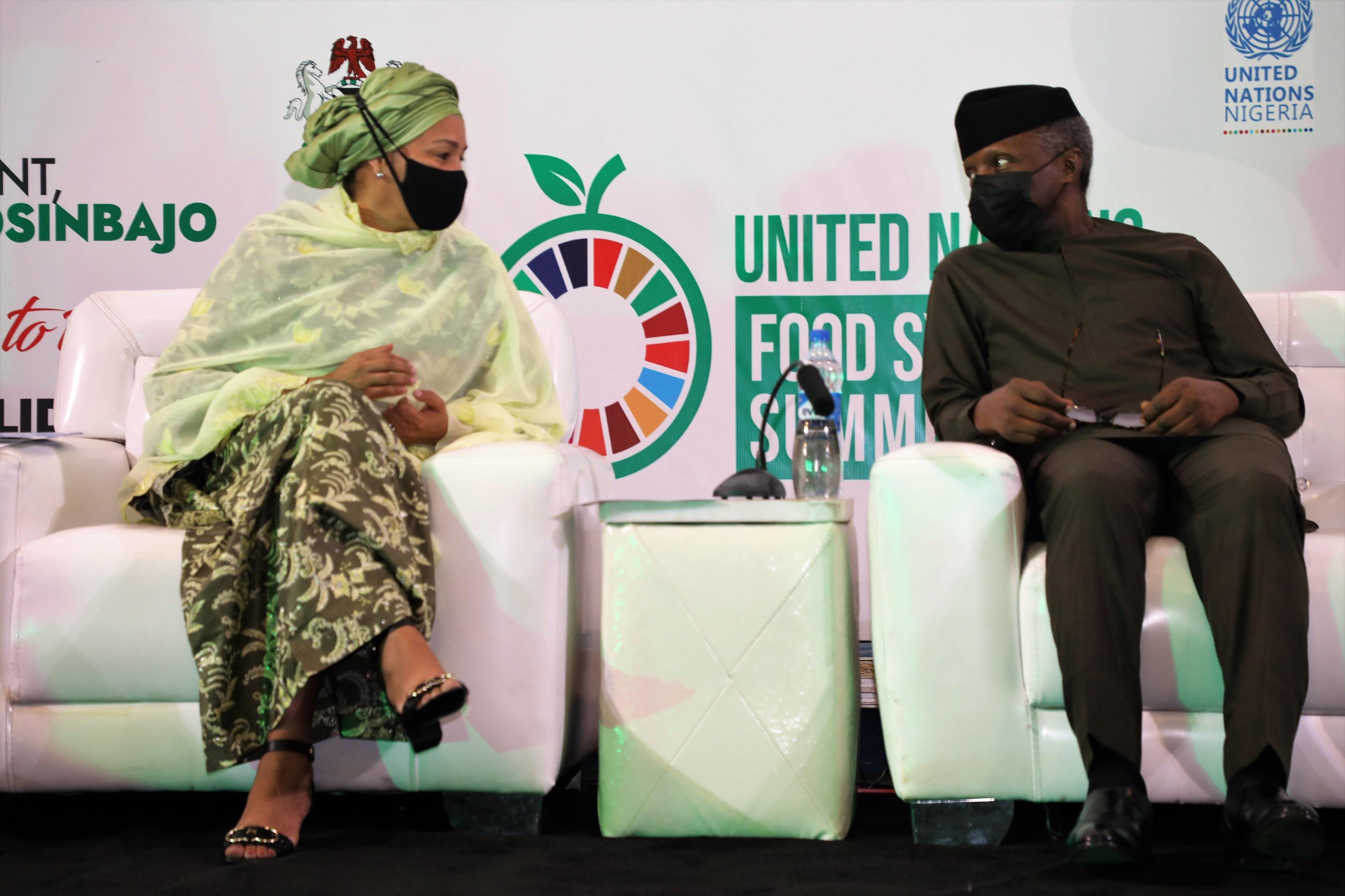 Food systems transformation is essential – Deputy Secretary-General