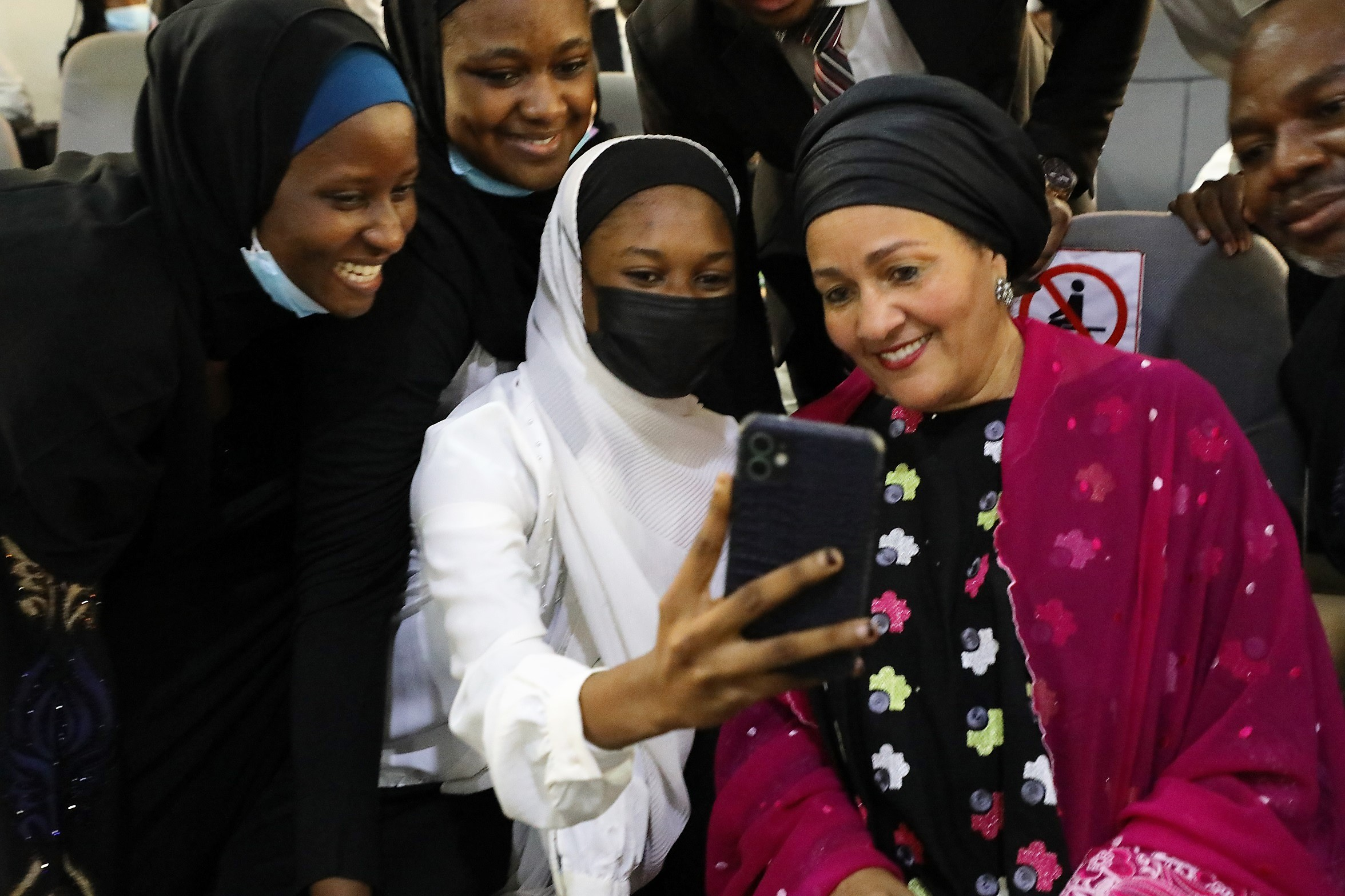Prevention, only 'sustainable solution' to conflict, deputy UN chief tells Nigerian law students
