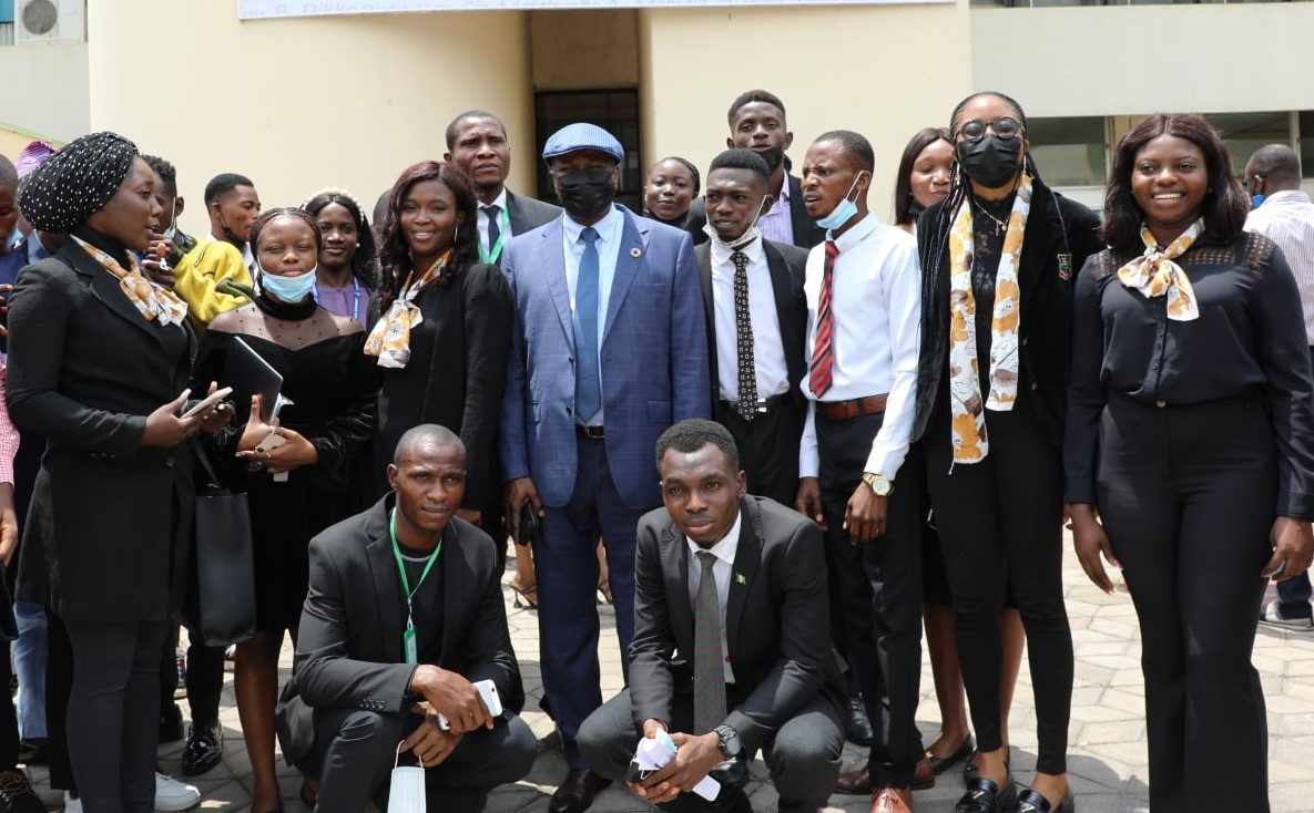 Young people, Nigeria's greatest and most valuable resource - Edward Kallon