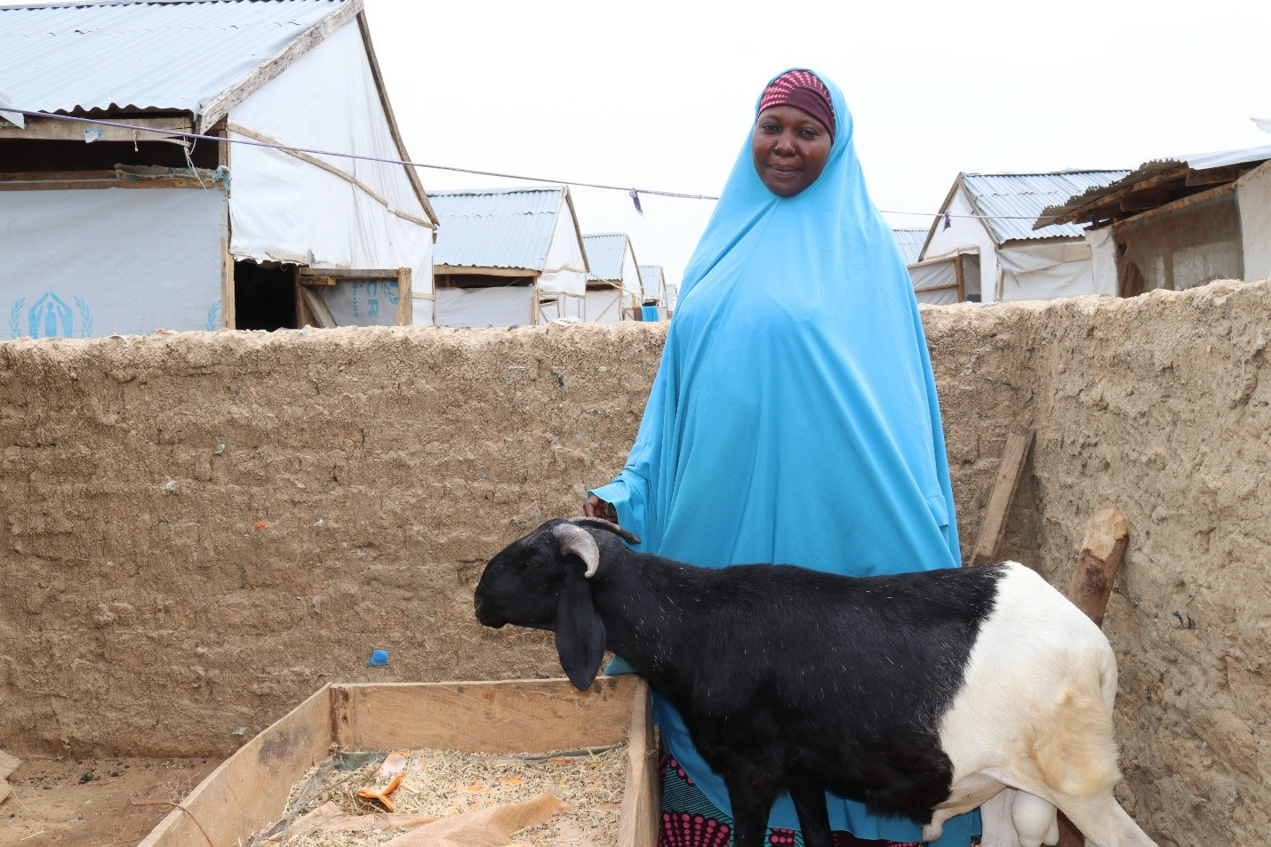 """Affected by Conflict, yet unbroken: """"I want the best life for my children"""""""